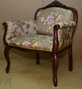 Кресло Марсель с мягким подлокотником